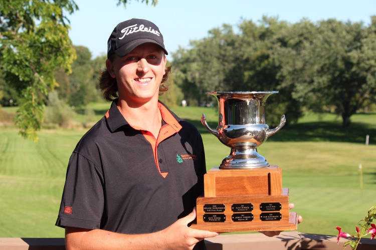 Barrie's Wilson wins championship