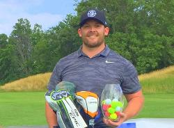 Lora Bay pro 9th at Ont. PGA event