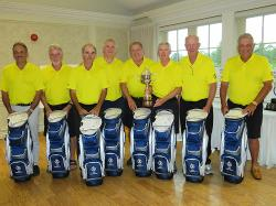 Saugeen 7th at Senior Ryder Cup