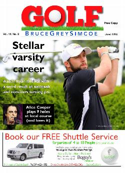 June edition - Golf BruceGreySimcoe