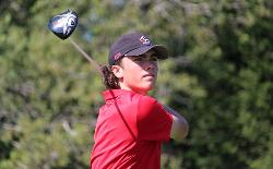 Hawk Ridge golfer finishes T-19th