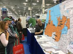 Busy weekend at Toronto Golf Show